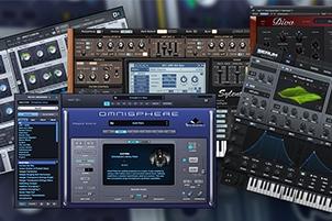 Virtual Studio Instruments